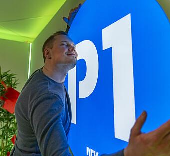 Aksel Faanes Persson slutter i sitt elskede NRK etter 11 år - ansatt i SINTEF