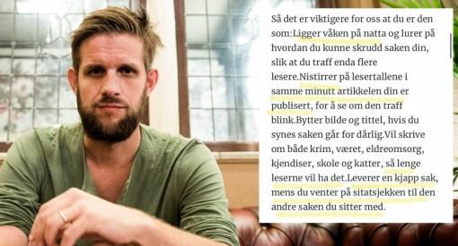 Dagbladet refses for omdiskutert stillingsannonse: – Trist å se