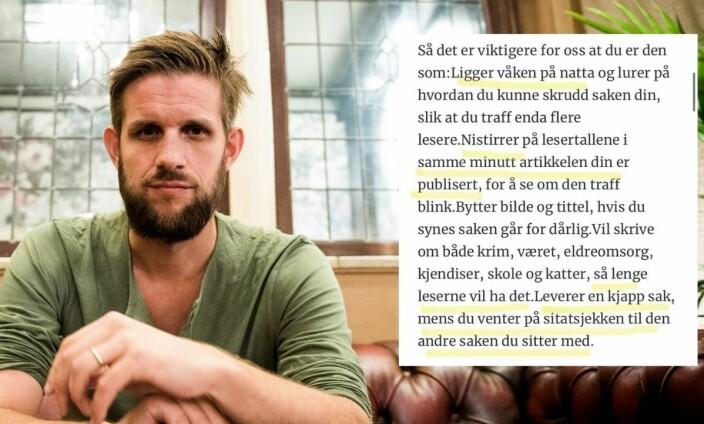 Dagbladet refses etter omdiskutert stillings-annonse: – Trist å se