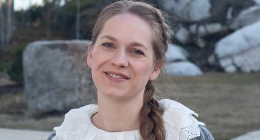 Elisabeth Høiberg er ansatt som ny visuell rådgiver i NTB