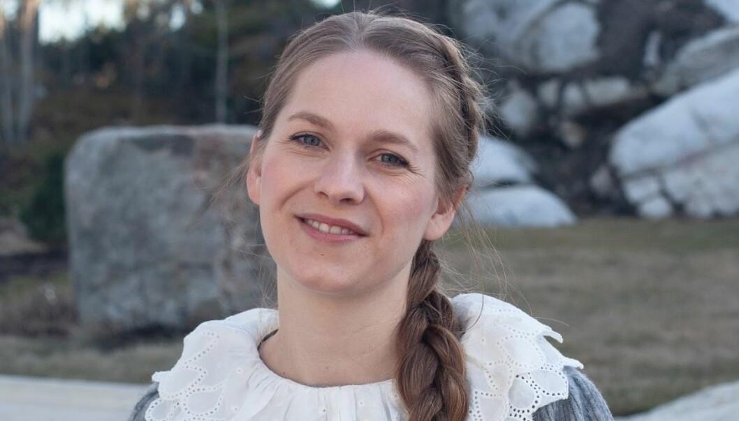 Elisabeth Høiberg er ny visuell rådgiver i NTB.