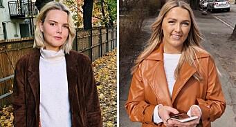 Maria (24) og Siri (24) får fast jobb i VG Rampelys: – Drømmejobben