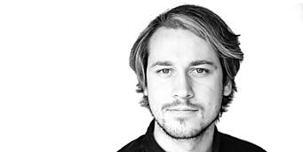 Per Åsmund (28) har fått fast jobb i Vårt Land