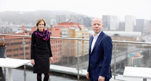 Trond Sundnes (46) blir ny konsernsjef i NHST