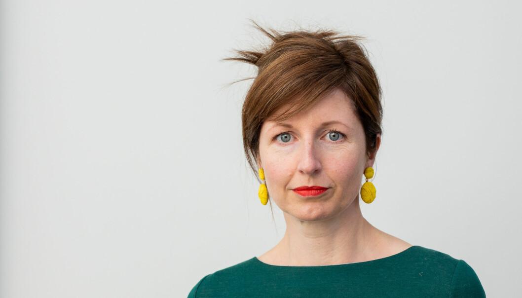 Strategisk rådgiver for sosiale medier i NRK Laurie MacGregor.