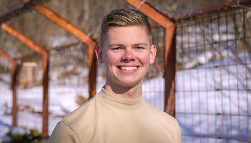 Mathias Engstrøm Sandstøl