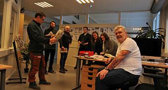 Nye Troms søker journalist til vikariat