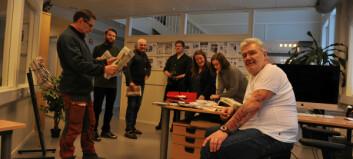Nye Troms søker journalist