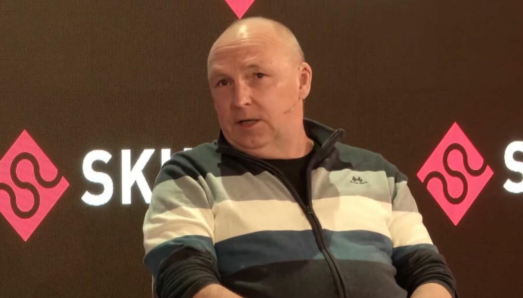 Ansvarlig redaktør i RB, Lars Lier, forteller om avisens dekning på SKUP