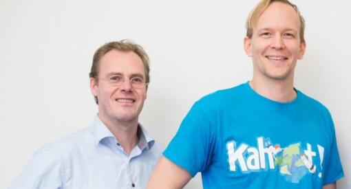 Tidligere Kahoot-topp kjøper seg inn i podkast-selskapet Svarttrost