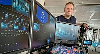 Polaris Media etablerer nytt streamingsenter