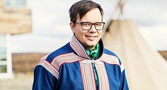 Johan Ailo Kalstad (42) blir ny NRK Sápmi-direktør