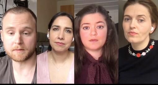 Debatt om underrepresentasjon av minoritetskvinner: – Noen journalister ønsker ett narrativt