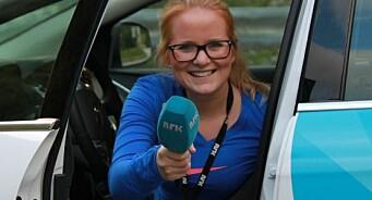 NRK Vestland i Hardanger søkjer nyheitsjournalist