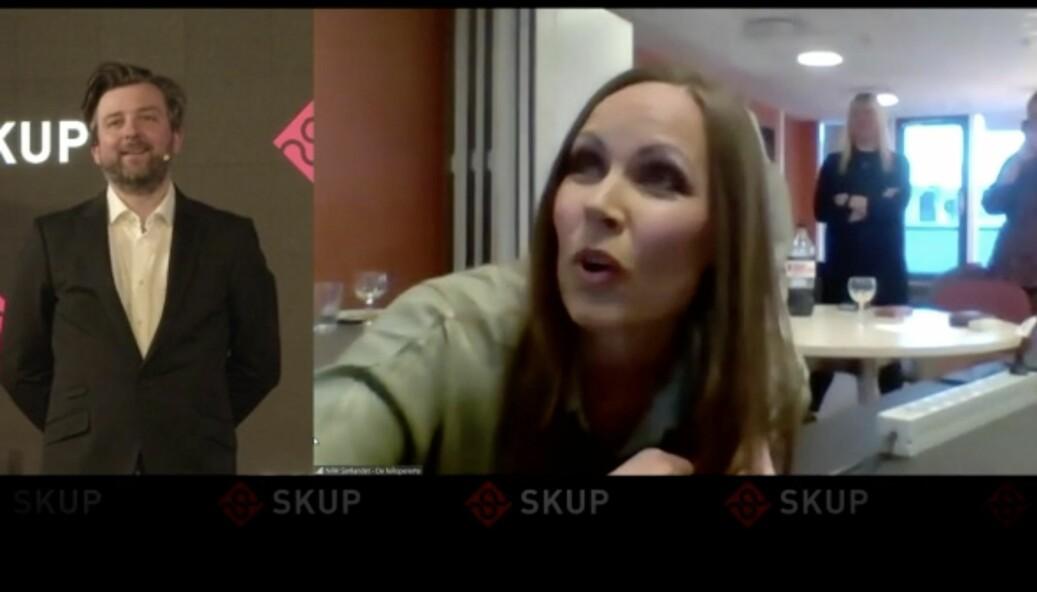 NRK Sørlandet fikk fredagens første SKUP-diplom for saken «De feilopererte» under