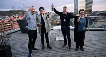 SKUP-vinnerne: – Nå blir det champagne i mørket