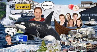 Hordaland Folkeblad søkjer journalist til fast stilling