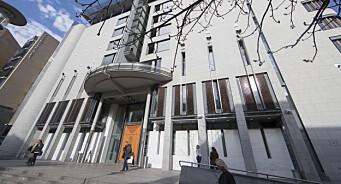 Domstolene varsler nedetid på IT-systemene sine