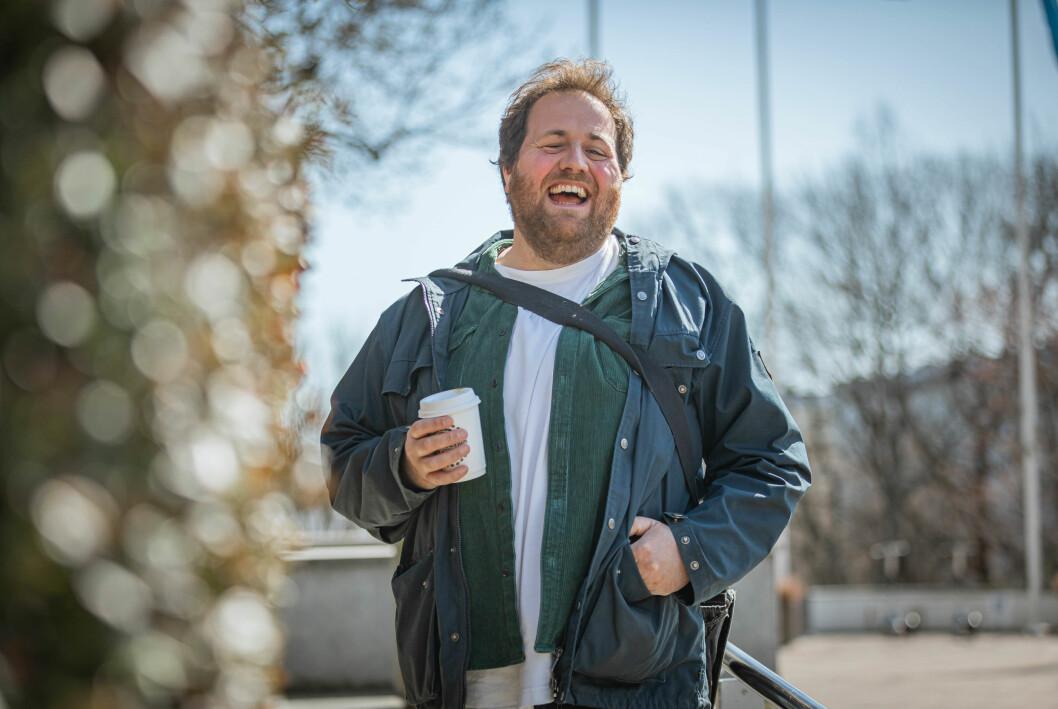 NRK-profil Ronny Brede Aase går til Discovery.