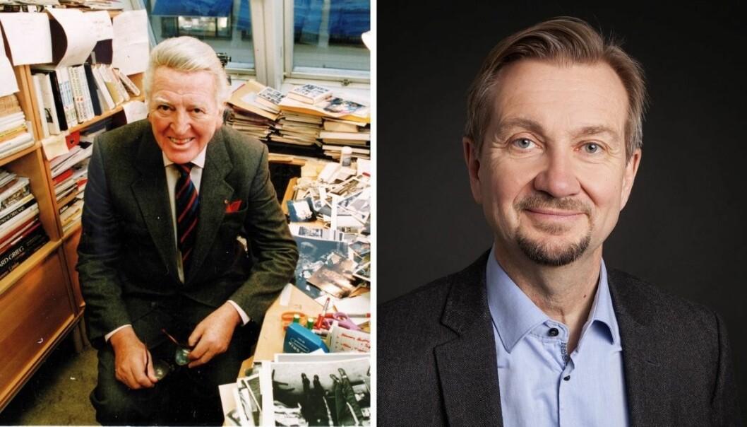 Trygve Aas Olsen sitter i juryen for Hestenes-prisen, som ble opprettet for å hedre Dagbladet-journalist Arne Hestenes.