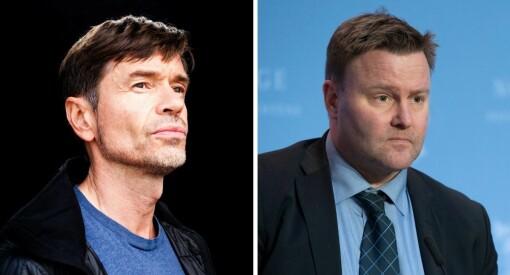 Nei, Nakstad, 1 million nordmenn får ikke korona før 17. mai