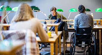 Økning i antall mediefag-studenter: 12 prosent flere har blitt tilbudt studieplass