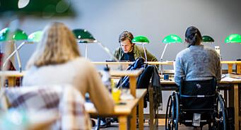 Færre vil studere journalistikk - her er årets søkertall
