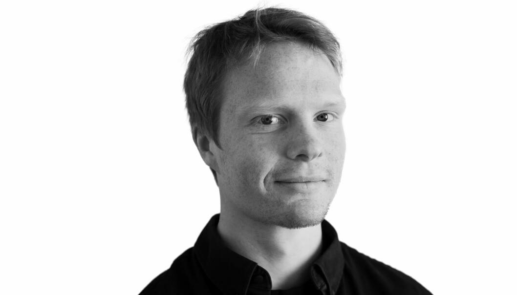 Bendik Støren (34) er ansatt som økonomijournalist i Bergens Tidende/E24.