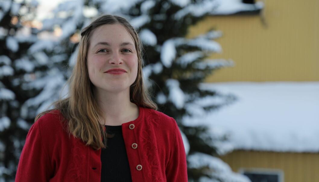 Vilde Gjerde Lied er journalist i NRK Troms og Finnmark.