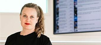 Julie Lundgren (33) rykker opp - blir konserndirektør i NHST