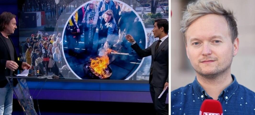 Mange slaktet Debattens «reality-duell» - nå får NRK ros av VGTV-profil