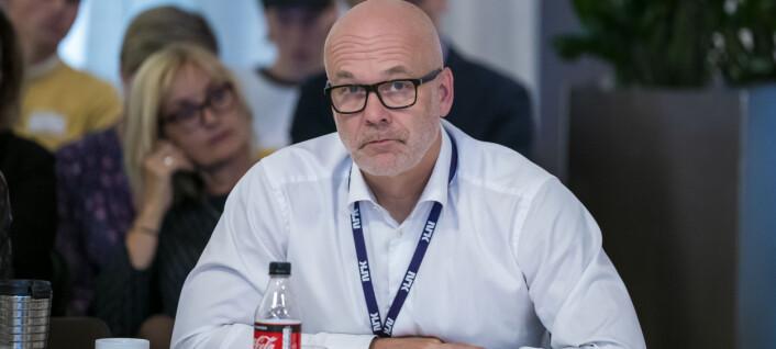 NRK-sjefen merker tøffere global konkurranse: – Krever mer og mer