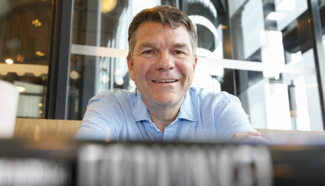 Gravejournalist Bjørn Olav Nordahl har vært involvert i arbeidet med sesong to av Exit.