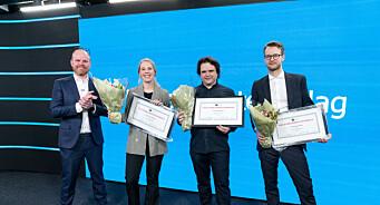 VGs koronaredaksjon får Den store journalistprisen