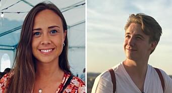 Tina Gjermundshaug og Johan Nordal Børstad går til TV 2