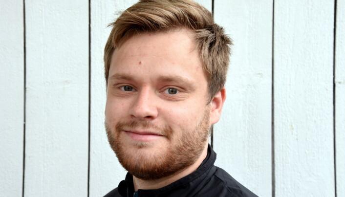 Jørgen Haug blir fast ansatt som journalist i Innherred fra september.