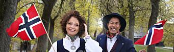 Disse leder 17. mai-sendingen på NRK