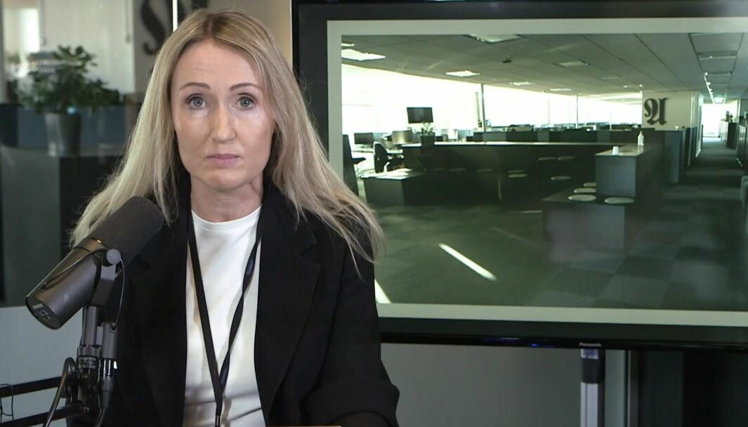 Kirsti Husby, redaktør i Adresseavisen.