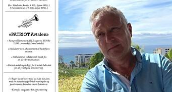 Avisen frister annonsører med betalt redaksjonelt innhold: – Klart brudd på VVP