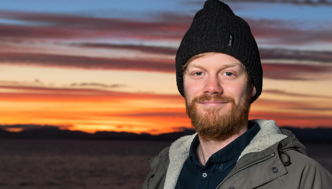 Mads Nyborg Støstad, journalist i NRK