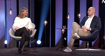 Anders Opdahl om konsernene: – Vi samarbeider for lite