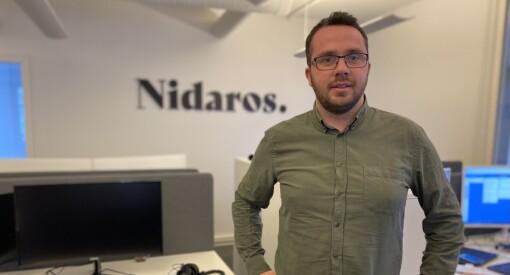 Nidaros-redaktørens exit overrasker: – En sjokkbeskjed