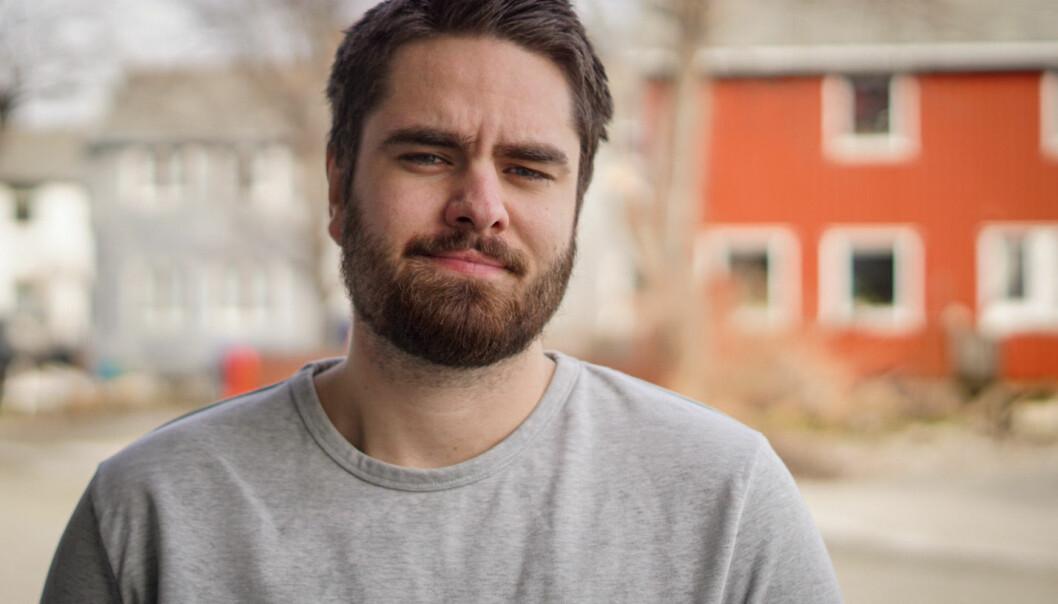 Ole-Fredrik Lambertsen vender tilbake til Trondheim for å jobbe med Trd.by.