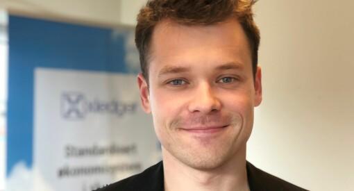 Fredrik Hammerfjeld skal lede teknologiutviklingen i NRK fra Bodø: – Gleder meg til oppgaven