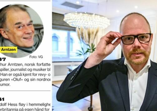VG skrev at folkekjær komiker var død: – Svært beklagelig