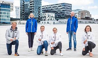 Etter 50 år lanserer Norges Seilforbund ny visuell identitet