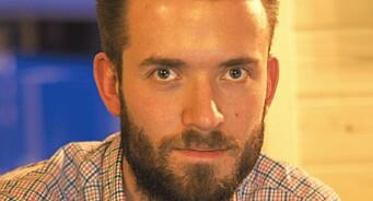Andreas Eriksen (29) har fått journalistjobb i Smaalenenes Avis