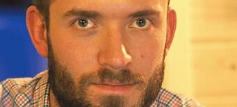 Andreas (29) har fått journalistjobb - etter et halvt år som student