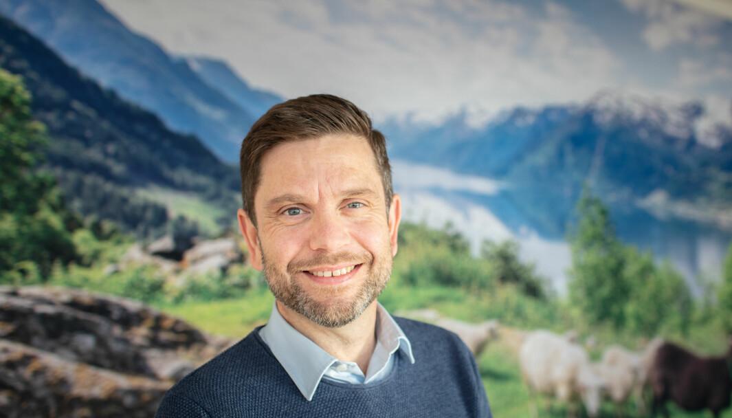 Styreleder i Tun Media, Kjell S. Rakkenes.