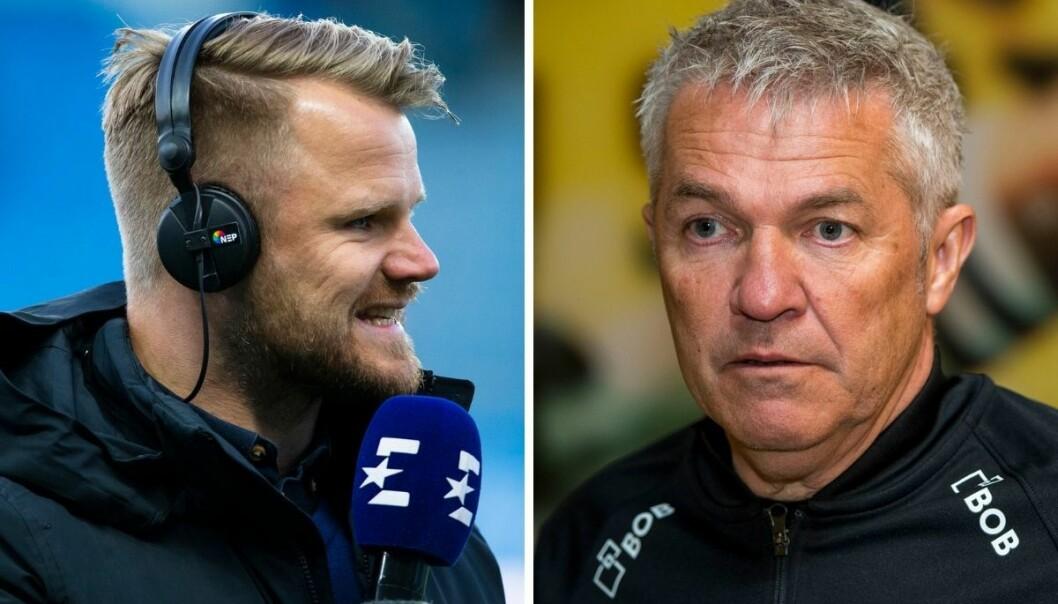 Brann-trener Kåre Ingebrigtsen mener at Eurosport-profil Jonas Bergh-Johansen skapte sin egen historie.